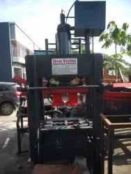 High Pressure With High Vibration Paver Block Machine