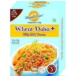 OrganoNutri Wheat Dalia Plus, Packaging: Box