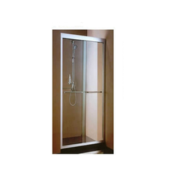 Steamers India Glass Shower Enclosure Two Sliding Door, Model No : JP822