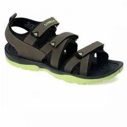 FB Casual Paragon Men's Green Stimulus Sports Sandals