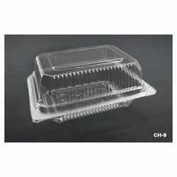 CH-8 Plastic Container