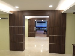 Commercial Interior Decorator Work