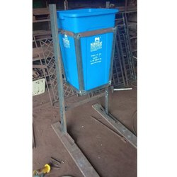 MS Dustbin Stands