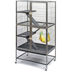 Metal Large Ferret Cage, For Home Purpose