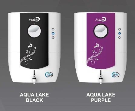 59f35adfcf ABS Plastic ISI Lotus -Nile Water Purifier- RO UV UF TDS Controller,  Capacity