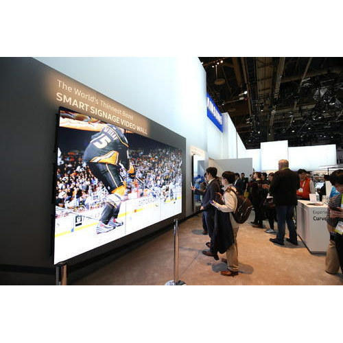 Samsung Video Wall At Rs 50000 Piece Video Screens Id