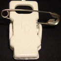 Badge Metal Sticker ID Card Clip