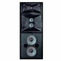 Black Jbl 3732 Three Way Cinema Speaker