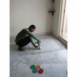Mosaic Floor Polishing Service
