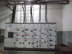 415v Single Phase Electrical Panel, IP Rating: IP54, for ACDB