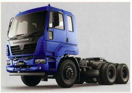 Ashok Leyland U-4923 TT Tripper Truck, Rajesh Motors (rajasthan