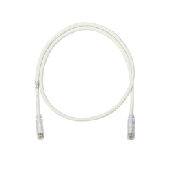Panduit Cat6 UTP 2Mtrs White