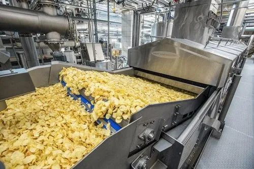 Tortilla Chips Plant