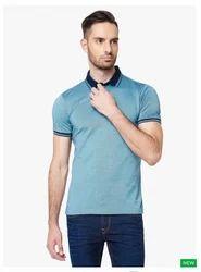 Arrow Sports Solid Pique Polo T-Shirt