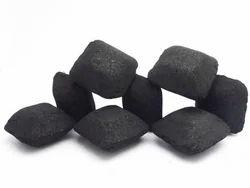Pillow Coconut Shell Charcoal Briquettes