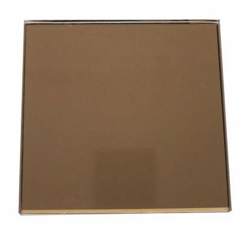Bronze Mirror Glass At Rs 155 Mm Per Square Feet Mirror