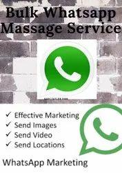 Bulk Whatsapp Massage Service