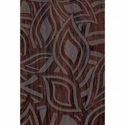 Greyply PVC Decorative Wooden BWP Base Lamination Door, Thickness: 32 Mm