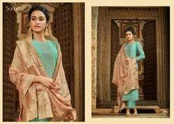 Blooming Designer Salwar Suit Sanna