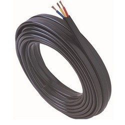 PVC Insulated 3 Core Flat Cable
