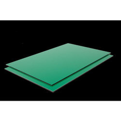 Green Aluminum Composite Panels