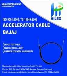Hilex XCD 125CC/135 ACC Cable