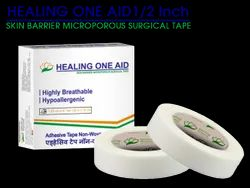 Healing One Aid 1/2 Inch - Micropore Surgical Tape Monocarton