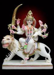 Hindu Goddess Durga Statue