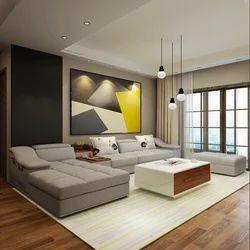 Living room sofa set in navi mumbai - The living room mumbai maharashtra ...