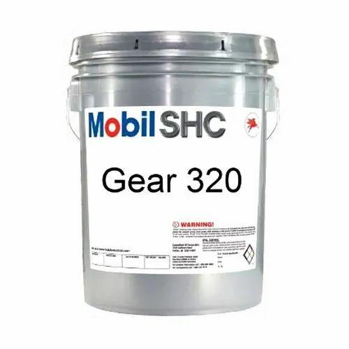 Mobilgear SHC XMP 320, Oils, Grease & Lubricants   Rajdeep Energies
