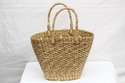 Sea Grass Fancy Handbag (11 X 11 Inch)