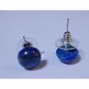 Lapis Lazuli Earring