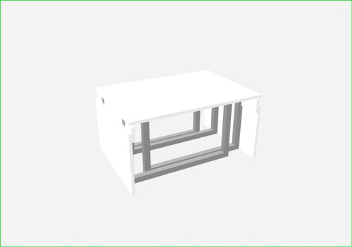 Coffee Table 36 X 24.Petf Expandable Coffee Table White