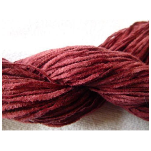 Dyed Cotton Chenille Yarn
