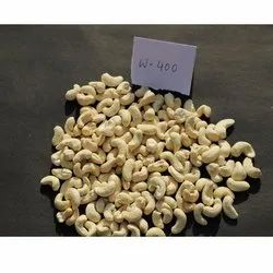 SDM W-400 Whole Cashew Nuts, Pack Size: 1 kg, Packet