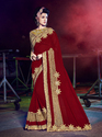 Ethical Fashion Saree