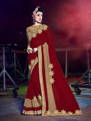 Ethical Fashion Saree
