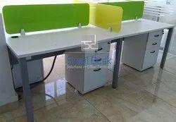 Office Straight Workstation By Smart Desk