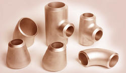 COPPER NICKEL PIPE AND TUBE FITTINGS