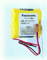 Panasonic Battery BR-CCF2TH 6V