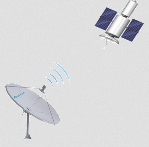Parabolic Dish Antenna - View Specifications & Details of