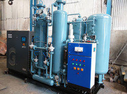 Industrial Gas Generator