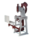 Rameshwar SS 304 Manual Soap Stamping Machine, Capacity: Upto 2 Ton Per Batch