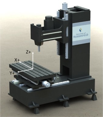 Laser Geometrical Alignment Services Cnc Machine