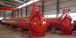 Industrial Autoclave for AAC Plant