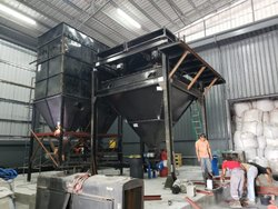 Jumbo Bag Unloading & Packing Plant