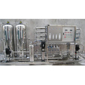Stainless Steel RO Plant