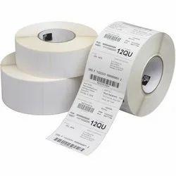 Barcode label printing