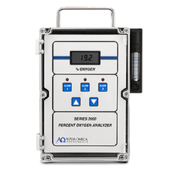 Percent Oxygen Analyzer-Series 2000