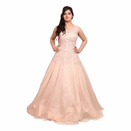 Long Dress Gown at Rs 8995 /piece | Anarkali Gown - Kadambari ...